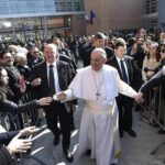 Francisco es el primer Papa que visitará la iglesia anglicana de Roma