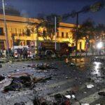 Al menos 10 muertos y 69 heridos en un atentado en el este de Pakistán