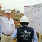 Kuczynski: Obras de agua y asfaltado se harán con participación de la población