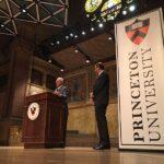 Kuczynski en Princeton: Haremos una revolución social y generaremos crecimiento