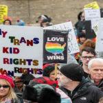 EEUU: Protestan en contra fin de protecciones a estudiantes transgénero