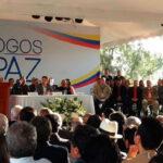 Ecuador: Gobierno de Colombia y ELN empezaron los diálogos de paz (VIDEO)