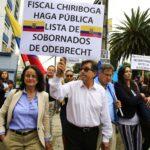 Caso Odebrecht: Exigen a Fiscalía de Ecuador revelar nombres de implicados