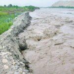 Temen desborde del río Santa por aumento de caudal por lluvias intensas