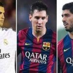 Liga Santander: Cristiano Ronaldo anota su 15° gol y acosa a Suárez y Messi