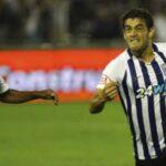 Alianza Lima con doblete de Luis Aguiar vence a Comerciantes Unidos 2-0