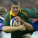 Sudáfrica: Murió legendario campeón de Rugby que luchó por la paz con Mandela (VIDEO)