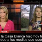 EEUU: Periodista de CNN denunció cómo la vetaron en la Casa Blanca (VIDEO)