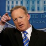 EEUU: Vocero de Trump veta a 8 medios a conferencia de prensa