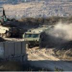 """Israelíes atacan base siria en """"represalia"""" a disparos de tanque en Golán"""