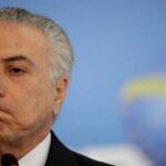 Brasil: Solo el 10.3% de los brasileños aprueba al gobierno de Temer