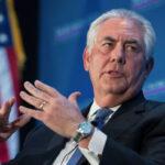 EEUU: Rex Tillerson admite existencia de tensiones post electorales (VIDEO)