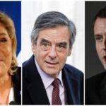 Francia: Fillon reta a Le Pen y Macron a mostrar sus declaraciones de bienes