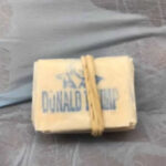 EEUU: Decomisanpaquetes de heroína estampados con rostro de Trump (VIDEO)