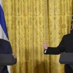 """Trump respalda """"solución de uno o dos Estados"""" entre Israel y Palestina (VIDEO)"""