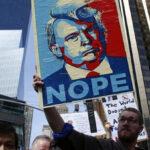 EEUU: Convocan mitin de protesta contra discurso de Trump en el Congreso