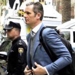 Fiscal pide prisión eludible con fianza de 200.000 euros para Urdangarin
