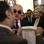 Líder musulmán libanés rechaza recibir a Marine Le Pen con cabeza descubierta