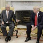 Kuczynski en Washington: Trump considera a Perú un fantástico vecino