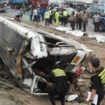 Panamericana Sur: Suspenden a empresa de transporte por fatal accidente