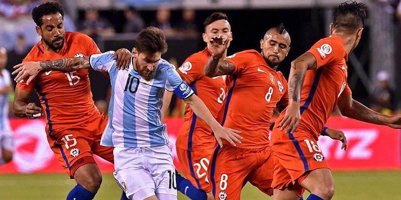 Todas estas personas critican sanción de la FIFA — Lionel Messi