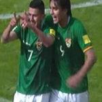 Bolivia 2-0 Argentina: los del altiplano ganan en la altura de La Paz