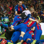 El Barcelona, una década accediendo a los cuartos de final
