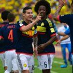 Eliminatorias Rusia 2018: Colombia en zona de clasificación al ganar 2-0 a Ecuador