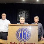 Argentina: CGT convocó paro nacional para el próximo 6 de abril (VIDEO)