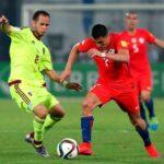 Eliminatorias Rusia 2018: Chile en la zona alta de la tabla al vencer 3-1 a Venezuela