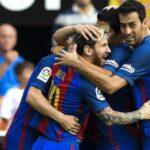 Liga Santander: Barcelona vence a Valencia 4-2 por la fecha 28