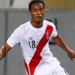 Perú vs Uruguay: André Carrillo ofrece mucha entrega ante los charrúas