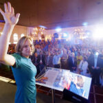 Chile: Lideresa democristiana es proclamada como candidata presidencial