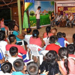 Comunidades nativas conocen desarrollo alternativo a través del teatro
