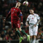 Mundial 2018: Portugal con doblete de Ronaldo golea 3-0 a Hungría