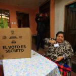 """Ecuador: Se iniciaron elecciones presidenciales con jornada del """"voto en casa"""""""