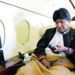Evo Morales para extracción de tumoración adelantará su viaje a Cuba