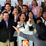 Fujimoristas quieren la cabeza de Basombrío para presionar liberación de Fujimori