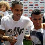 Selección peruana: Paolo Guerrero y Miguel Trauco se unen a la bicolor