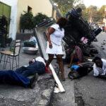 Autobús arrolla una banda musical en Haití y causa al menos 38 muertos