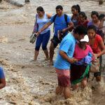 Nuevo huaico afecta vías en Chosica y Huarochirí