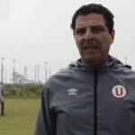 Universitario: Javier Chirinos encargado interino en reemplazo de Chale