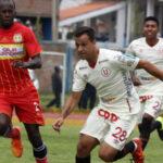 Sport Huancayo vs Universitario: El 'Rojo' Matador no quiere ser palo de salvación