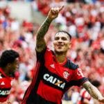 YouTube: Paolo Guerrero desata locura de hinchas del Flamengo con golazo