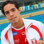 TAS ratifica castigo por dopaje al nadador peruano Mauricio Fiol