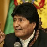 Evo Morales: Viaja a Cuba porque afección en su garganta va empeorando