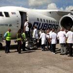 Brigada de médicos cubanos llegó a Lima para apoyar a damnificados