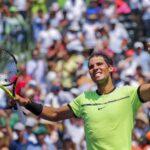 Masters 1.000 de Miami: Nadal clasifica a final al derrotar a Fognini