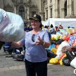 Nancy Lange: Solidaridad de los peruanos está cambiando la historia