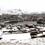 Senamhi advierte de lluvias y nevadas en Arequipa